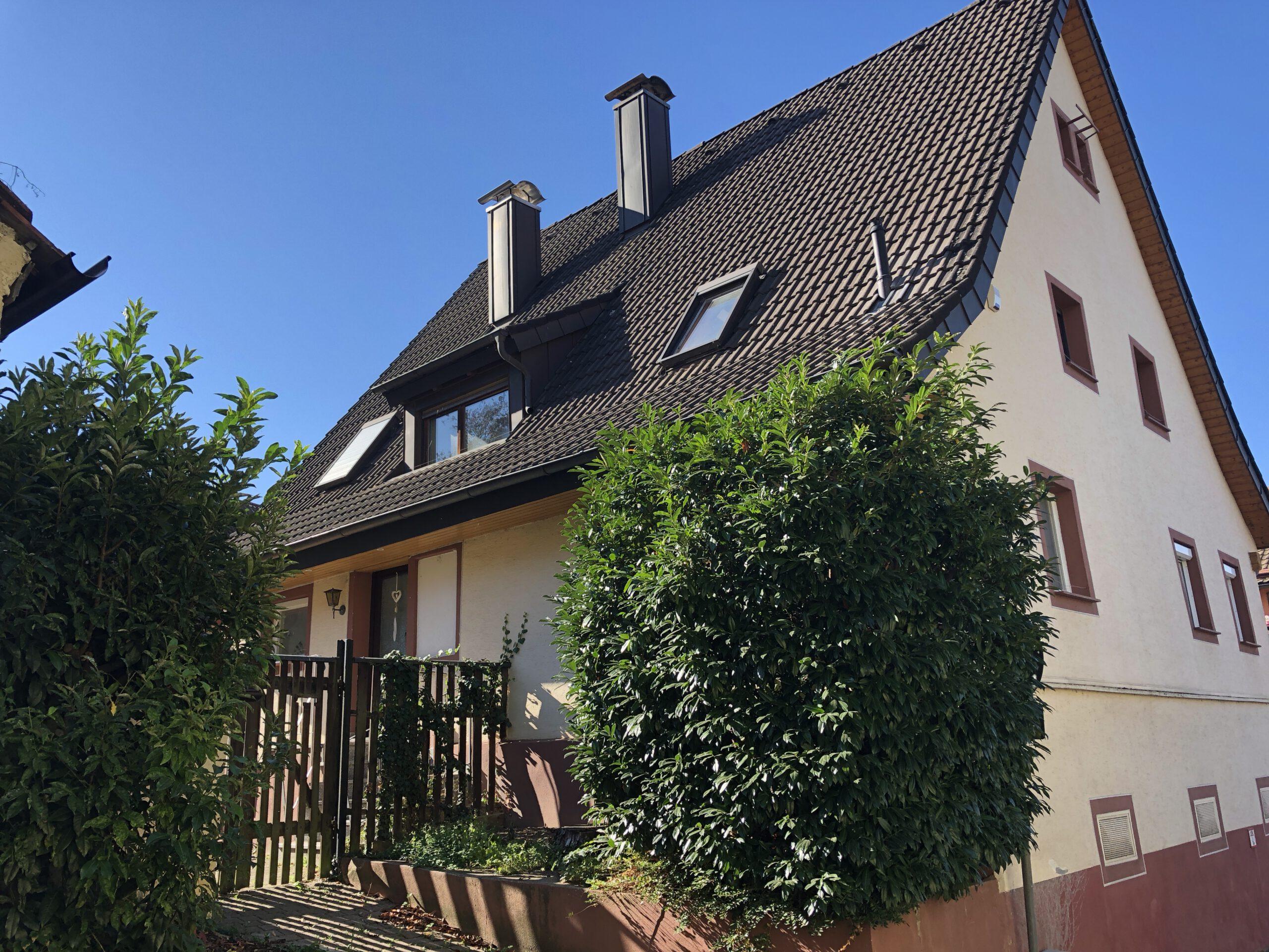 Historischer Winzerhof mit Ausbaupotential in Ebringen